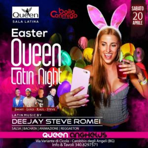 🐣 EASTER LATIN QUEEN NIGHT 🐰 Queen Anghelus