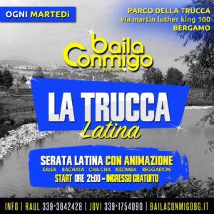 LA TRUCCA LATINA - Parco della Trucca Bergamo