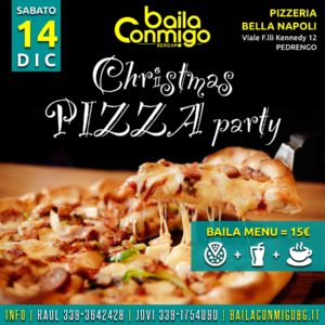 Christmas PIZZA Party - Pizzeria Bella Napoli