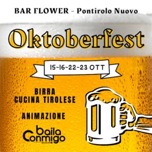 OKTOBERFEST - Bar Flower